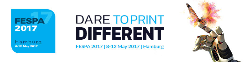 FESPA Digital Hamburg 8-12 2017