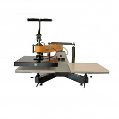 HP-45-V2 Cantilever heat-press with two plates
